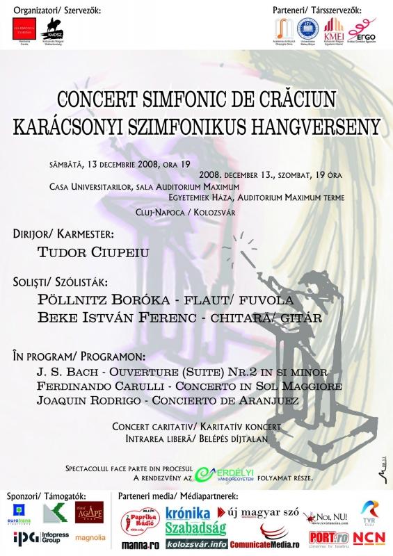 Concert Simfonic de Craciun