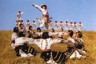 Ritualul Căluşarilor