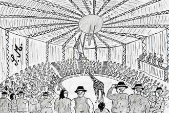 EPISODUL XXXII: Bace Toghiere la circ
